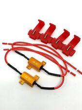 Canceler Resistor 10W T10 LED No Hyper Flash Flicker Error License Plate B1 U