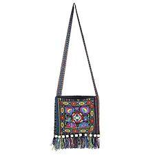 Kloud City Tibetan Shop Bohemian Sling Bag Recycled Hippie Slouch Bag Crossbody