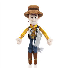 Disney Store Toy Story WOODY Stuffed Soft Plush Toy Doll 12 Inch Kids Gift