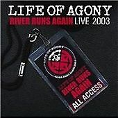 Life of Agony - River Runs Again ( Live 2003 CD ) NEW