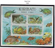 Fish Micronesian Stamps