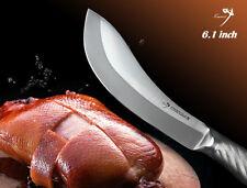 Handmade Japanese VG10 Steel Skining Knife 6.1 inch Skin Off Meat Slicer Cutlery