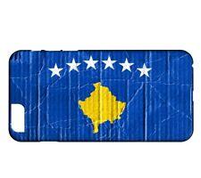 Coque iPhone PLUS 8+ Drapeau KOSOVO 04