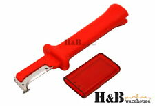 Insulated Blade Cable Knife stripper Cutter stripping Electrician Tools T0058