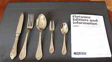 NEW! Carl Mertens Flatware 30 PC MARIA THERESIA Royal Stainless Solingen Germany