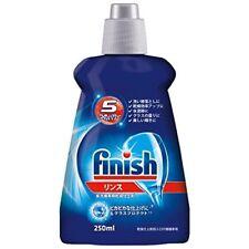 finish finish rinse dishwasher only dry finishing agent 250ml Import Japan