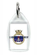 HMS SABRE KEY RING (ACRYLIC)