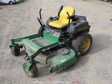 "2006 John Deere M665 Riding Mower 60"" Cut Lawn Field Kohler Gas bidadoo -Repair"