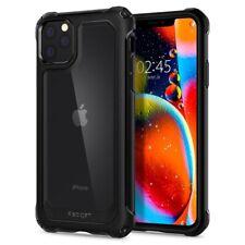 Spigen Gauntlet Schutzhülle Case stoßfest für Apple iPhone 11 Pro schwarz