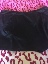6e707906ceb LL BEAN BLACK SLIMMING SWIMWEAR SWIM SKIRT UPF 50 24W PLUS 2X NEW 79