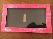 Pink Z PALETTE Large Magnetic Makeup Case + Urban Decay Trick From Naked3 NEW