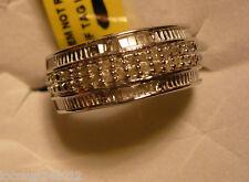 Diamond Band/ Anniversary Ring Sz.6 29 diamonds(Rnd & Bag) .35tcw MSRP$724