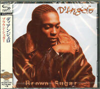 D'ANGELO-BROWN SUGAR-JAPAN SHM-CD BONUS TRACK D50
