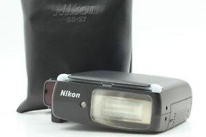 [MINT] Nikon Speedlight SB-27 Shoe Mount Flash for Nikon From JAPAN