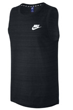 NIKE SPORTSWEAR ADVANCE 15 GRAY KNIT TANK T SHIRT TEE MENS X LARGE NWT $40