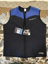 Brand New Neosport XSPAN Mens 2.5mm 4-Way Stretch Wetsuit Vest 4XL