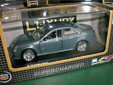 Luxury Collectables - 2009 Cadillac CTS-V grey - 1:43 Made in China #100440