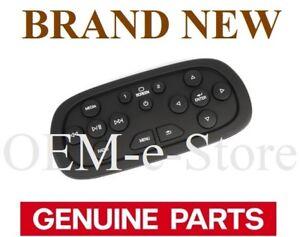 2015-2021 Cadillac Escalade & ESV Overhead DVD Entertainment Remote Control OEM