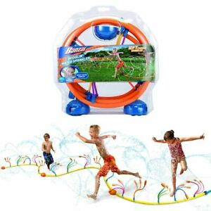 Banzai Wiggling WATER SPRINKLER Kids Summer Fun Games Garden Toy Yard Outdoor WL