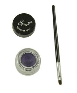Starry Eyeliner Gel with Brush Gentle Formula & Quick Dry 12 color