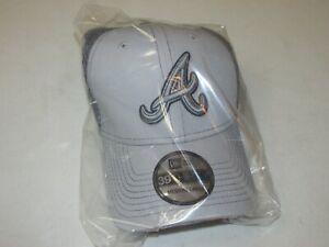 Brand New!! Atlanta Braves Baseball Hat * New Era 39Thirty * Medium/Large