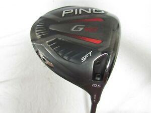 Used RH Ping G410 SF Tec 10.5* Driver Ping Alta CB 55 Shaft Senior SR Flex