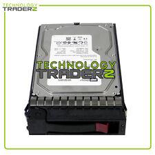 397552-001 HP 160GB 3G 7.2K SATA 3.5' Hard Drive 458945-B21 w/tray