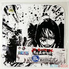 Mini Hand Towel One Piece Corazon Ichiban Kuji Lottery Prize B Banpresto NEW