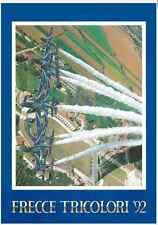 FRECCE TRICOLORI PAN AEROBATIC TEAM 1992 (ital eng) Brochure - DVD