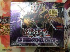 Yu-Gi-Oh ! Scellée Français ! Boîte De 24 Boosters La Dimension Du Chaos !!!