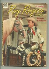 Roy Rogers Comic, Giant Edition, Wilson Publishing, 1947. RARE, open to offers