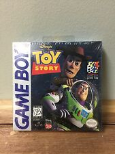Disney's Toy Story (Nintendo Game Boy, 1996) FACTORY SEALED NEW ULTRA RARE