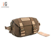 Canvas Digital Camera Bag Shoulder Padded Carrying Case for Canon Nikon Sony DSL