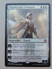 Xxx 1x FOIL Elspeth, sun's champion anglais Elspeth vs. Kiora (white) NM/MINT