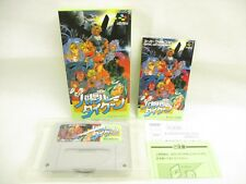 Battle Tycoon MINT Condition Super Famicom Nintendo Japan Game sf