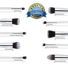 BEST SELLER! Wood 10Pcs Makeup Brush Kit Professional Cosmetic Set