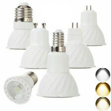 GU10 E27 E14 MR16 GU5.3 10W LED SpotLight COB-G Bulb High Power Lamp