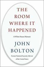 The Room Where It Happened  A White House Memoir