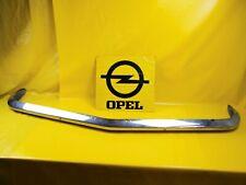 NEU Opel Manta A Stoßstange vorne Chrom Stoßfänger Bumper Chromstoßstange