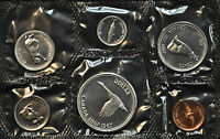 """1967 Uncirculated Silver """"Proof-Like"""" Set"""