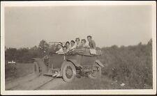 18 BRINON ?? PHOTO AUTOMOBILE ANCIENNE A IDENTIFIER 1936
