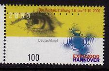 Germany 2000 EXPO World Fair SG 2936 MNH
