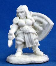 1 x FREJA - BONES REAPER figurine miniature d&d rpg pathfinder nain dwarf 77073