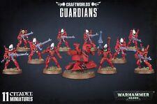 Craftworld Guardians Guardian Squad Eldar Warhammer 40K NIB Flipside