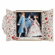 Beauty and the Beast - Belle and Prince Limited Edition Dolls - Disney Store