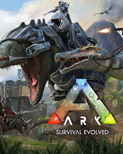 ⭐ARK: Survival Evolved-PC-Steam--EPIC GAMES ACCOUNT--EU--Blitzversand--TOP-NEU⭐