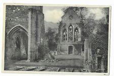 Nave, Vale Crucis Abbey, LLangollen