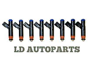 8 GENUINE SIEMENS 4L8E-A4A 2005-2010 FORD MERCURY 4.6L V8