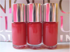BRAND NEW! Lot 3 Travel Size ~ CLINIQUE Nail Polish ~ RED RED RED