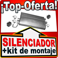 Silenciador Intermedio MERCEDES ML 320 W163 3.2 218HP Centro Escape ARL